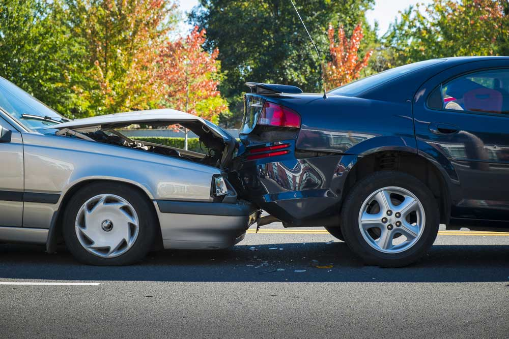 What to Do in a Motor Vehicle Collision
